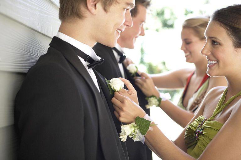 Prom Tips for Gentlemen