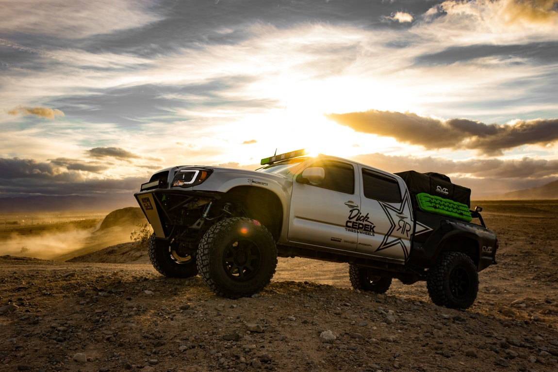 Take a Wild Adventure with 4X4s