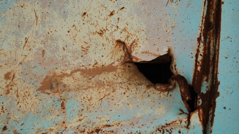 How to Effectively Avoid Rust Build-Up – Solutions to Try Out As Soon As Possible
